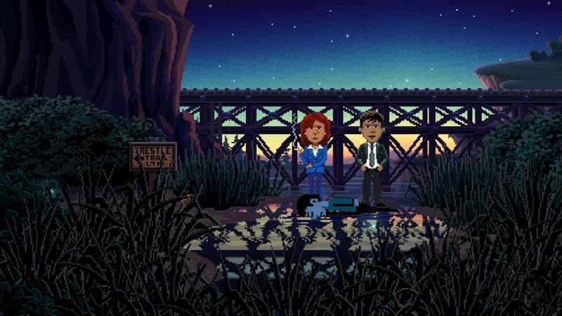 Thimbleweed Park – A town, a mystery, and a pixelating body – Review