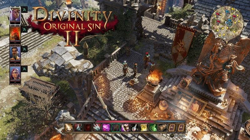 Divinity: Original Sin 2 – The genre has its new Divine – Review