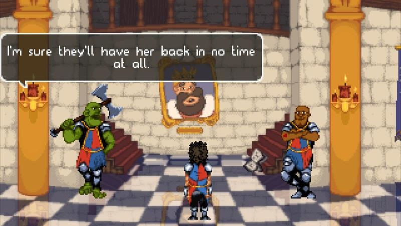 Guard Duty – Your princess is in another castle – Review