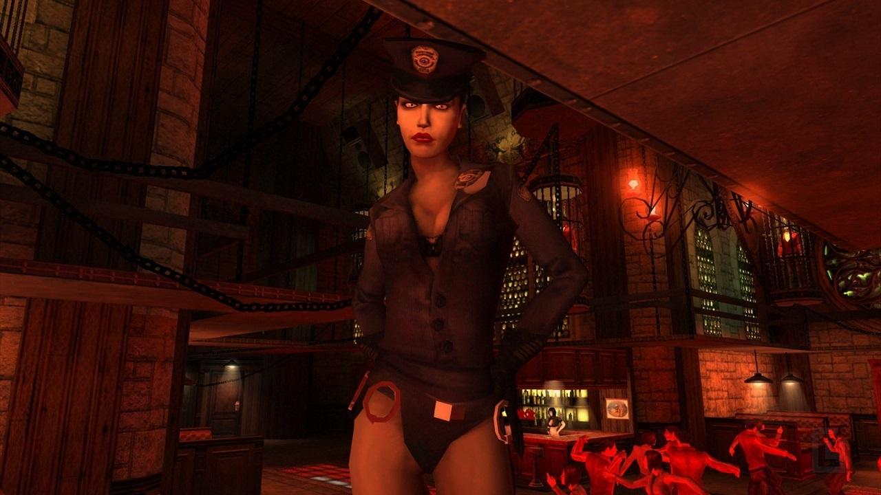 Vampire: The Masquerade - Bloodlines fan remake shut down