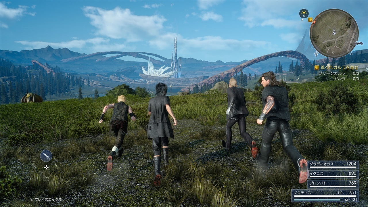 final fantasy xv windows edition an incomplete road trip review