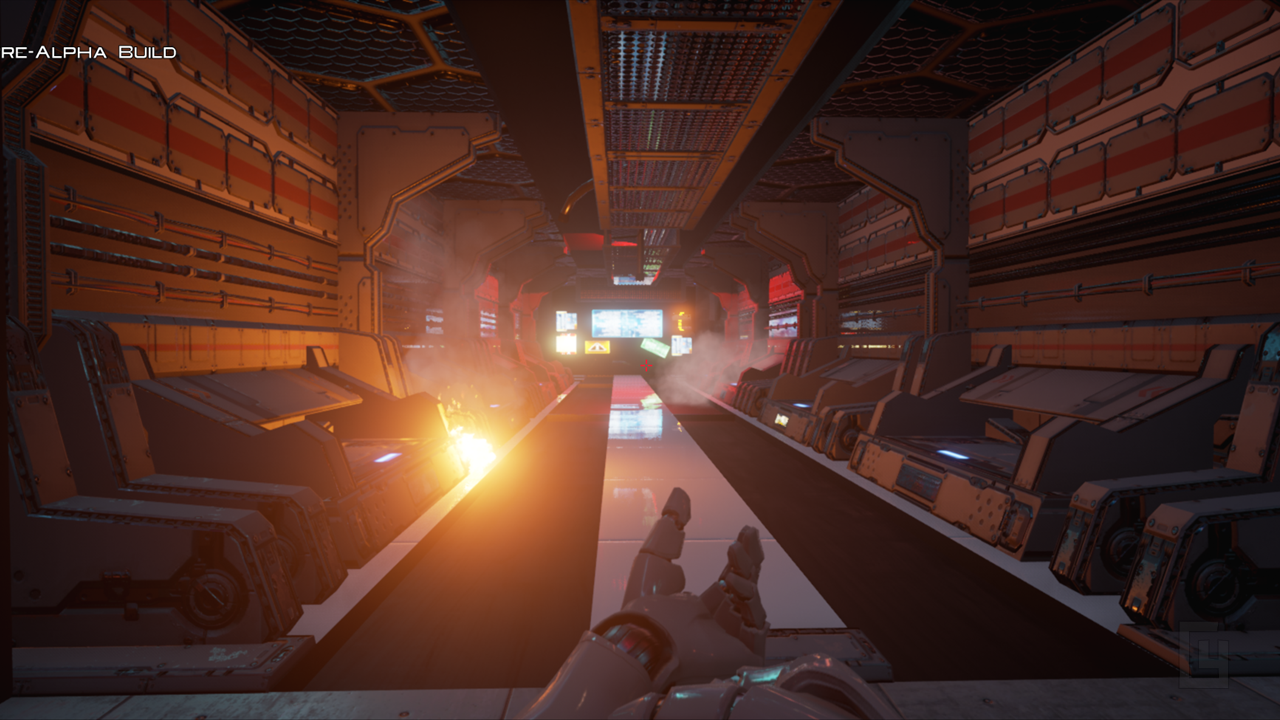 Apeiron – Knights of the Old Republic reimagined in Unreal Engine 4