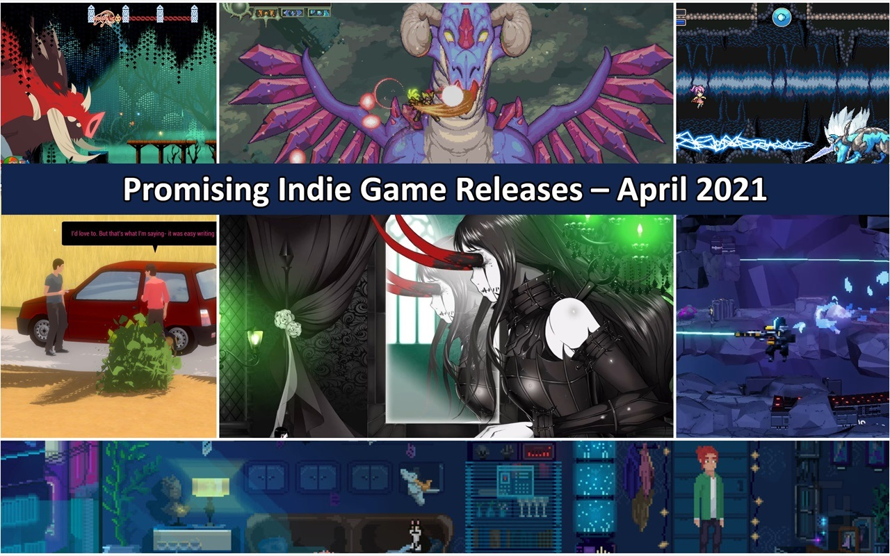 Promising Indie Game Releases – April 2021