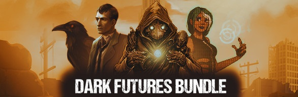 The Dark Futures Bundle offers four point & click games in one package