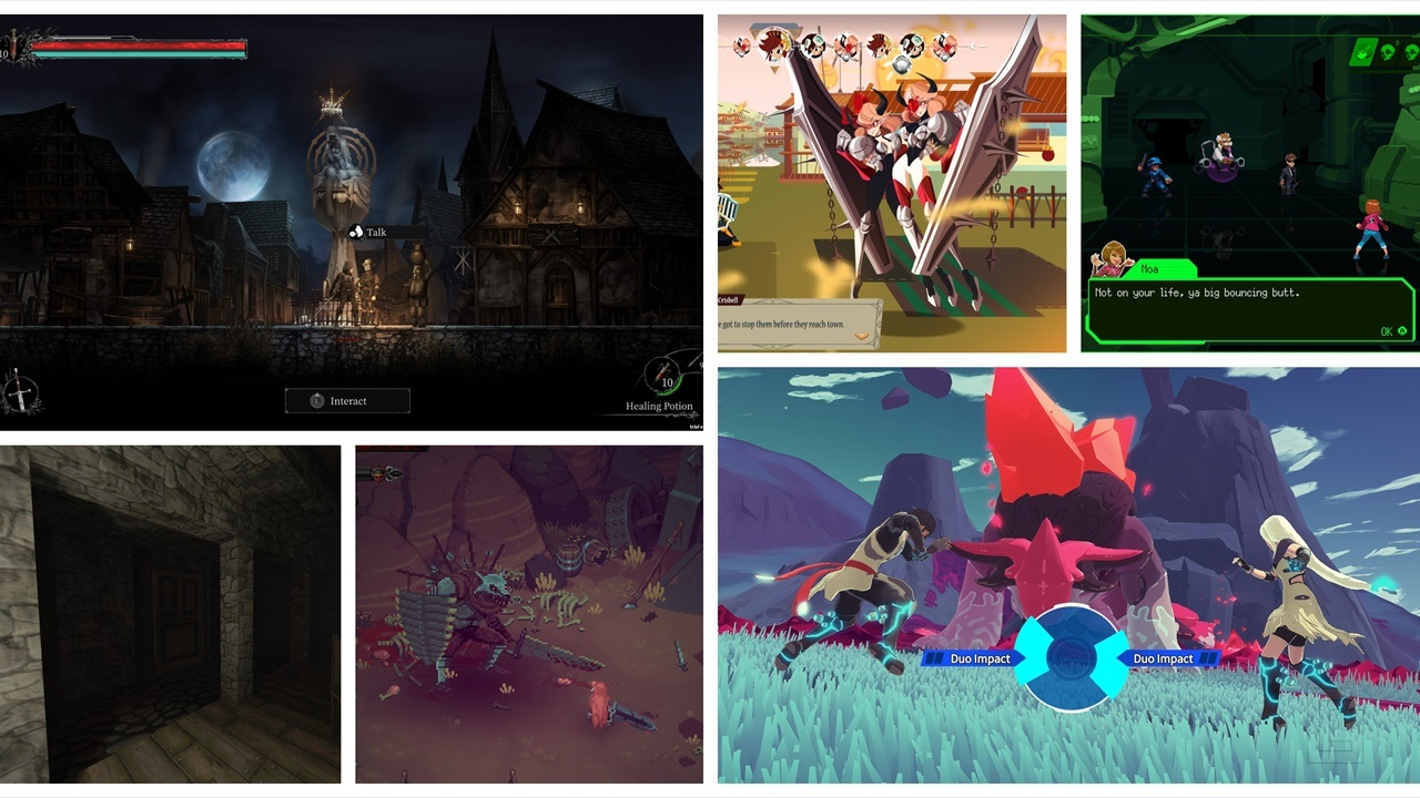 Here's what we played during the Steam Game Festival – Part 1
