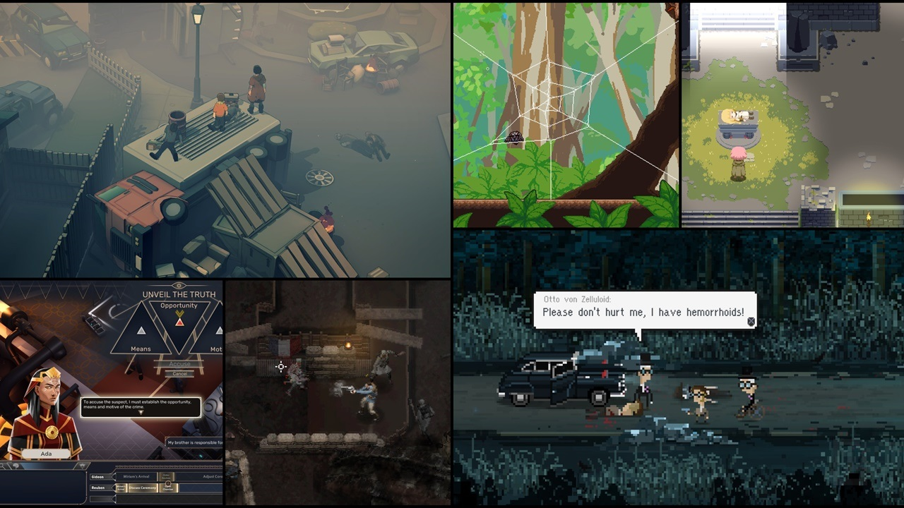 Our favorite demos from the Steam Game Festival: Autumn Edition