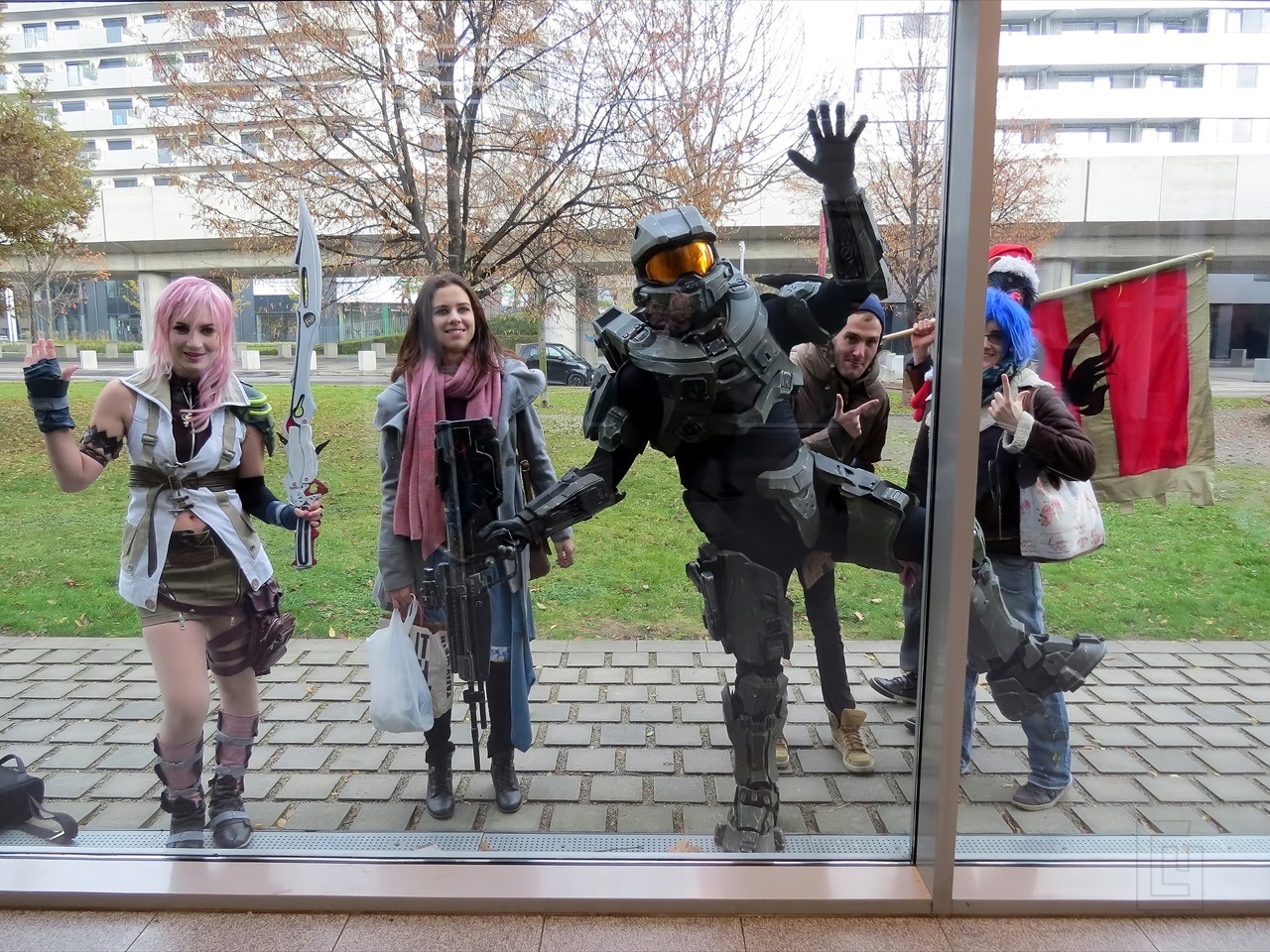 Tormentor's adventures at VIECC 2016