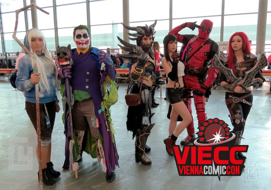 Geek culture in the heart of Austria – see what you can expect from next month's VIECC