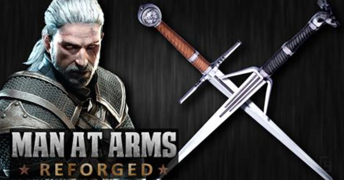 Man at Arms – where fictional blades come to life