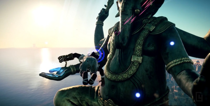 Beyond Good & Evil 2 shows off in-engine demo and flying monkey