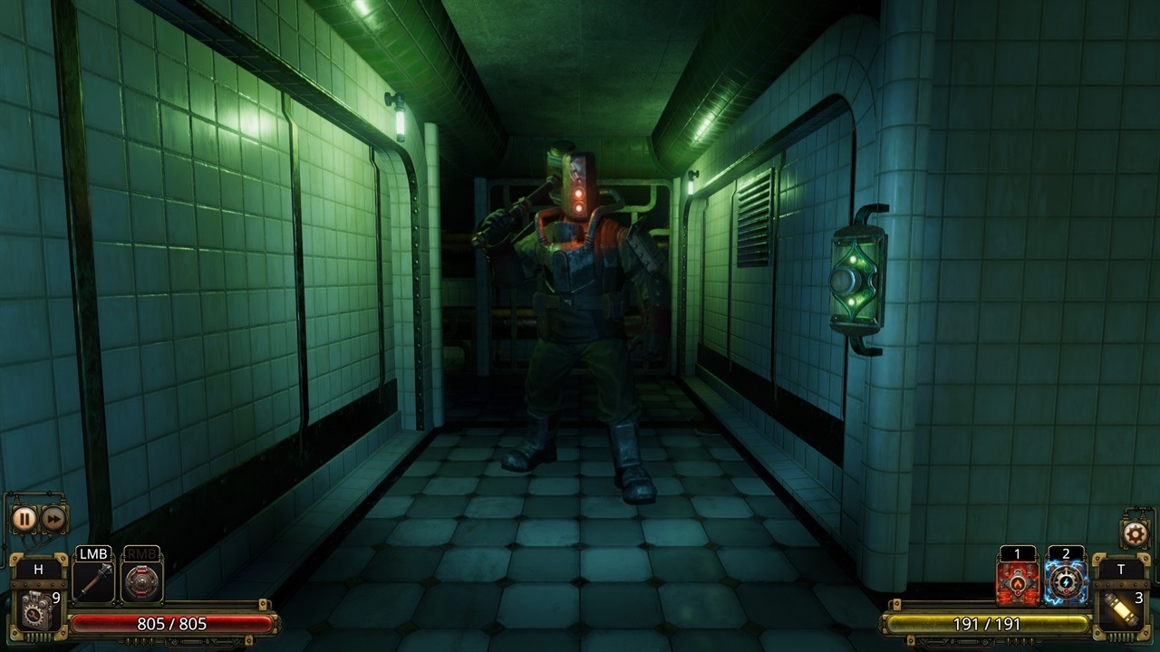 Vaporum: Lockdown – Of steamworks and puzzles – Review
