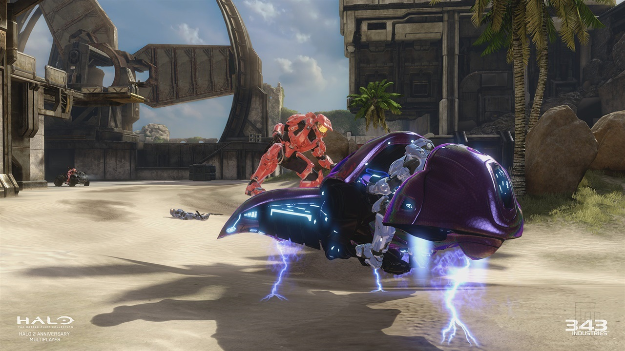 Halo: The Master Chief Collection is heading to PC