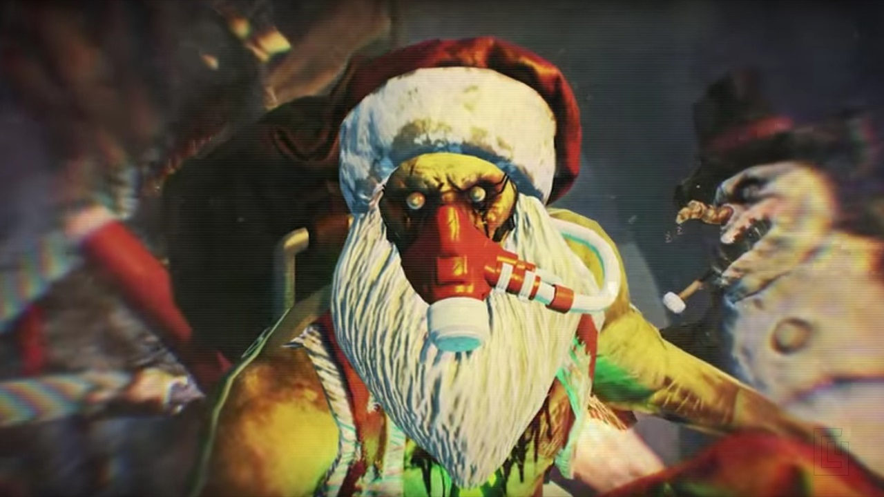 Upcoming Christmas-themed Killing Floor 2 update will feature Gary Busey