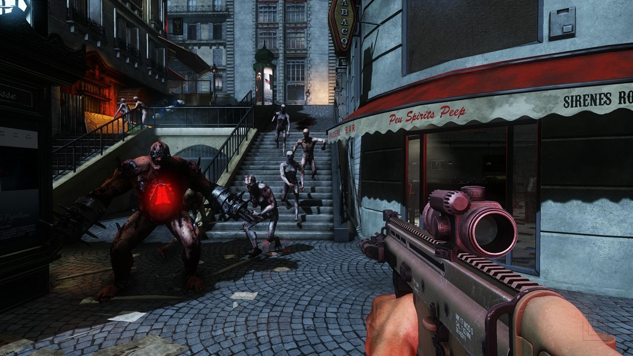 Killing Floor 2 – Insane Zombie Shootout FPS With the Most Advanced Gore System Ever