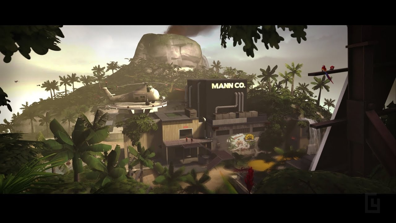 Jungle Inferno – Team Fortress 2 shows off new update