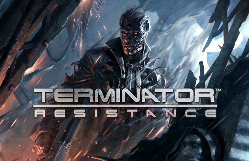 Terminator-themed FPS game Terminator Resistance announced