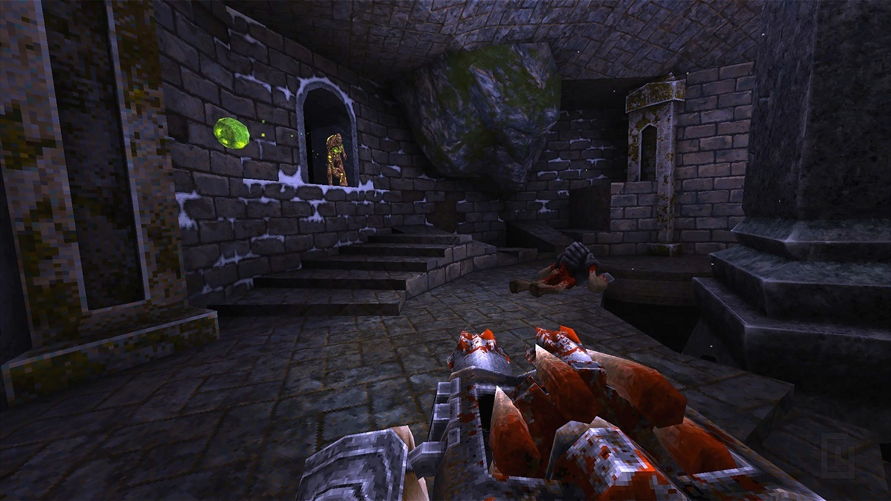 WRATH: Aeon of Ruin is a new Quake game in all but name