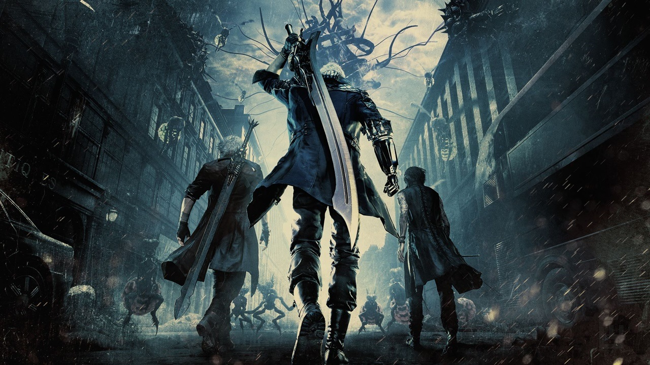 Devil May Cry 5's Xbox One-exclusive playable demo is out now