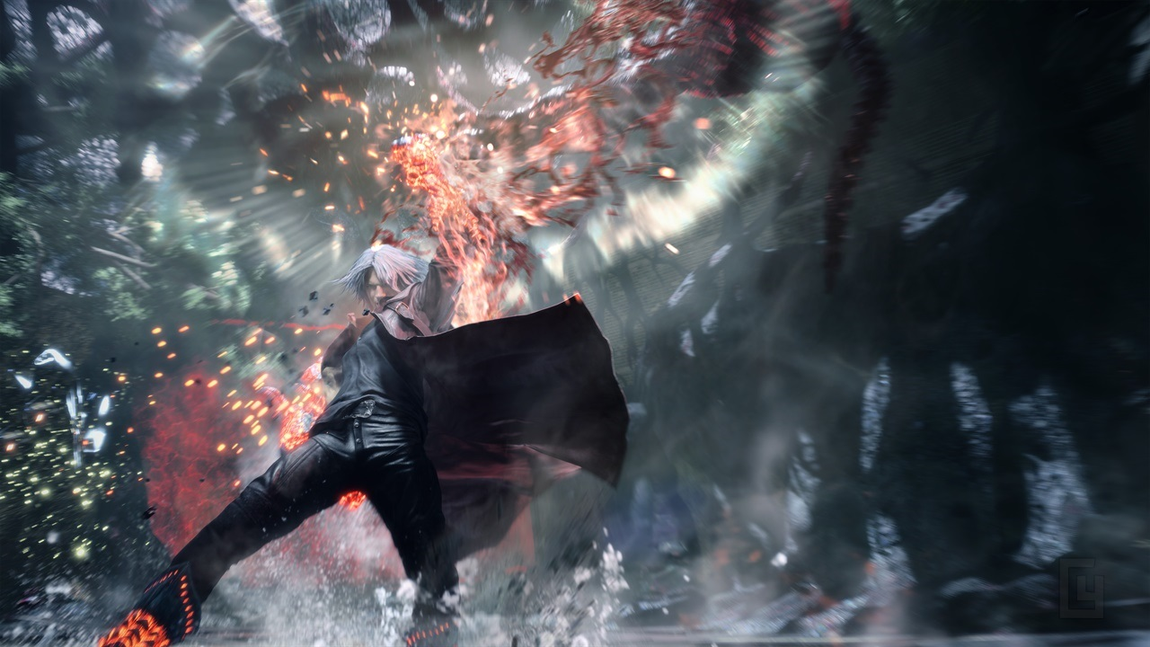 New Devil May Cry 5 trailer shows off Dante and the third playable character