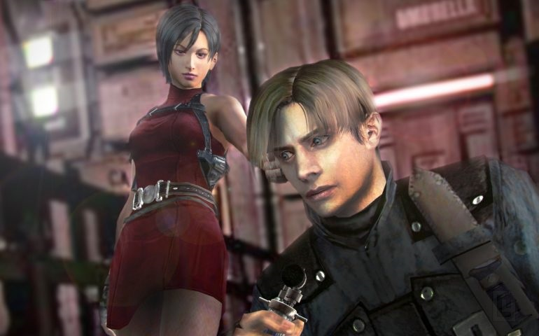 Resident Evil 4's impressive HD texture mod gets a new version
