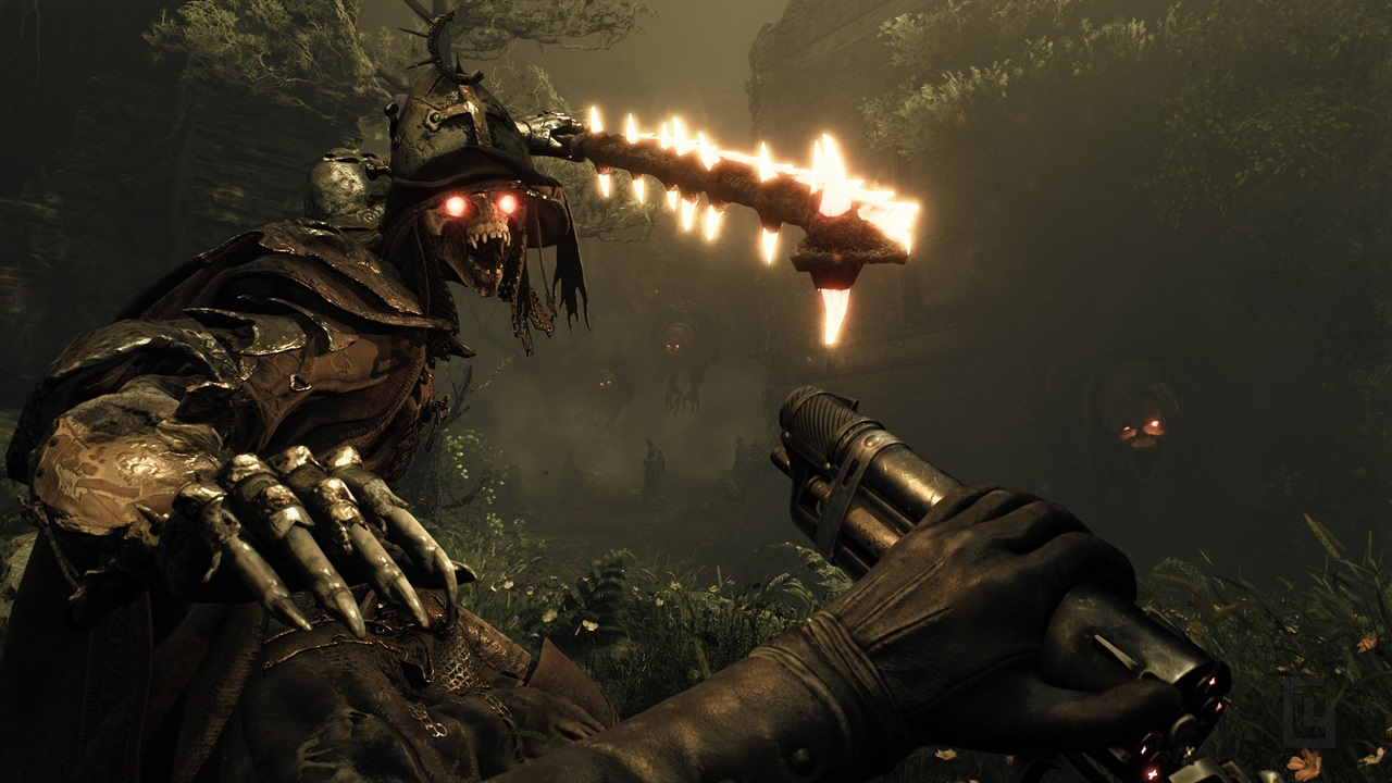The Vanishing of Ethan Carter devs announce dark fantasy FPS Witchfire