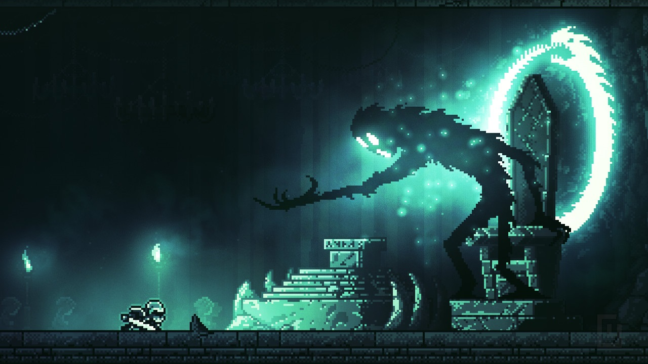 Upcoming puzzle-platformer Inmost looks gorgeous and atmospheric