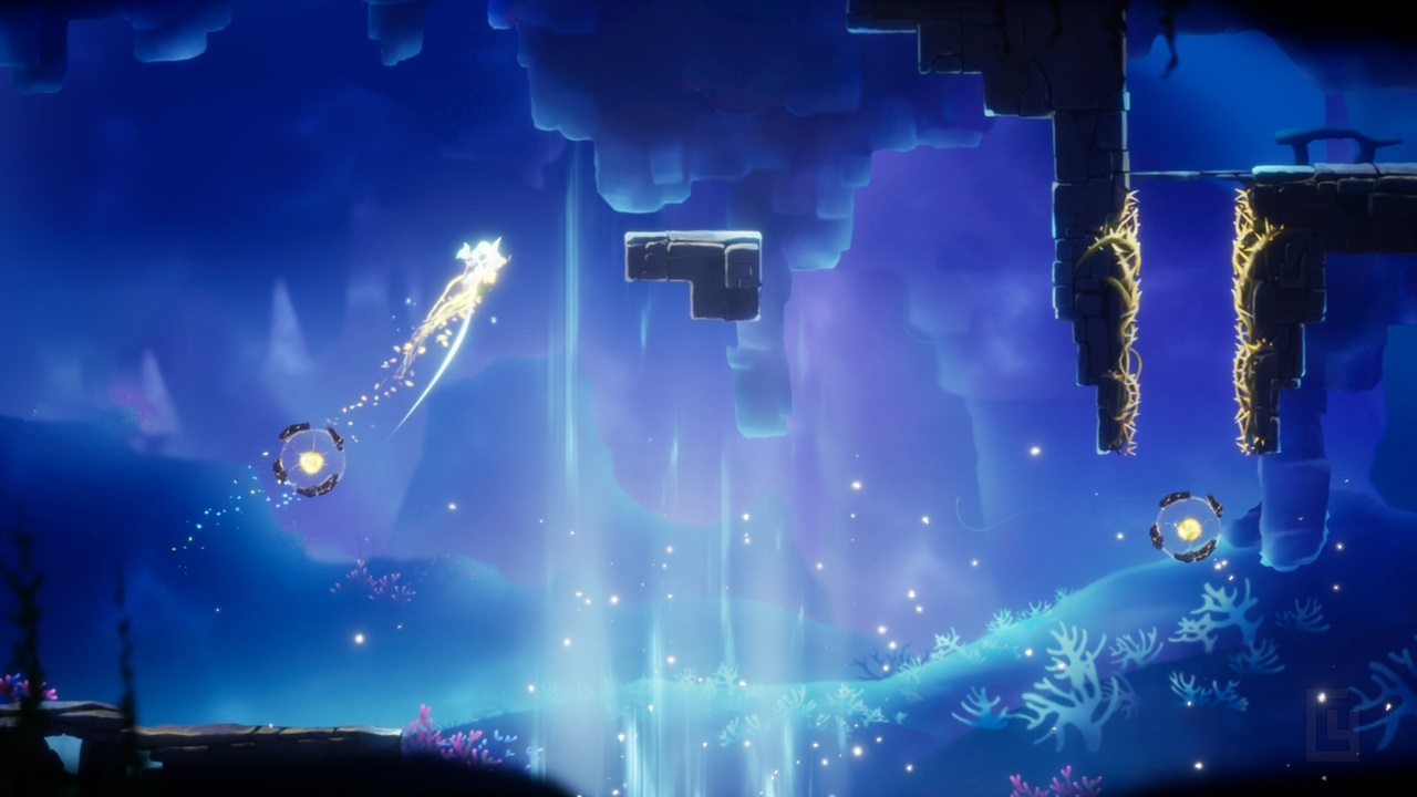Save a beautiful aquatic world in upcoming platformer Lumione