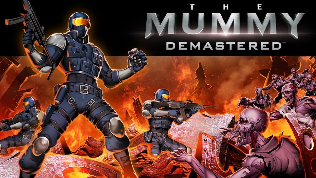 The Mummy Demastered will launch on October 24