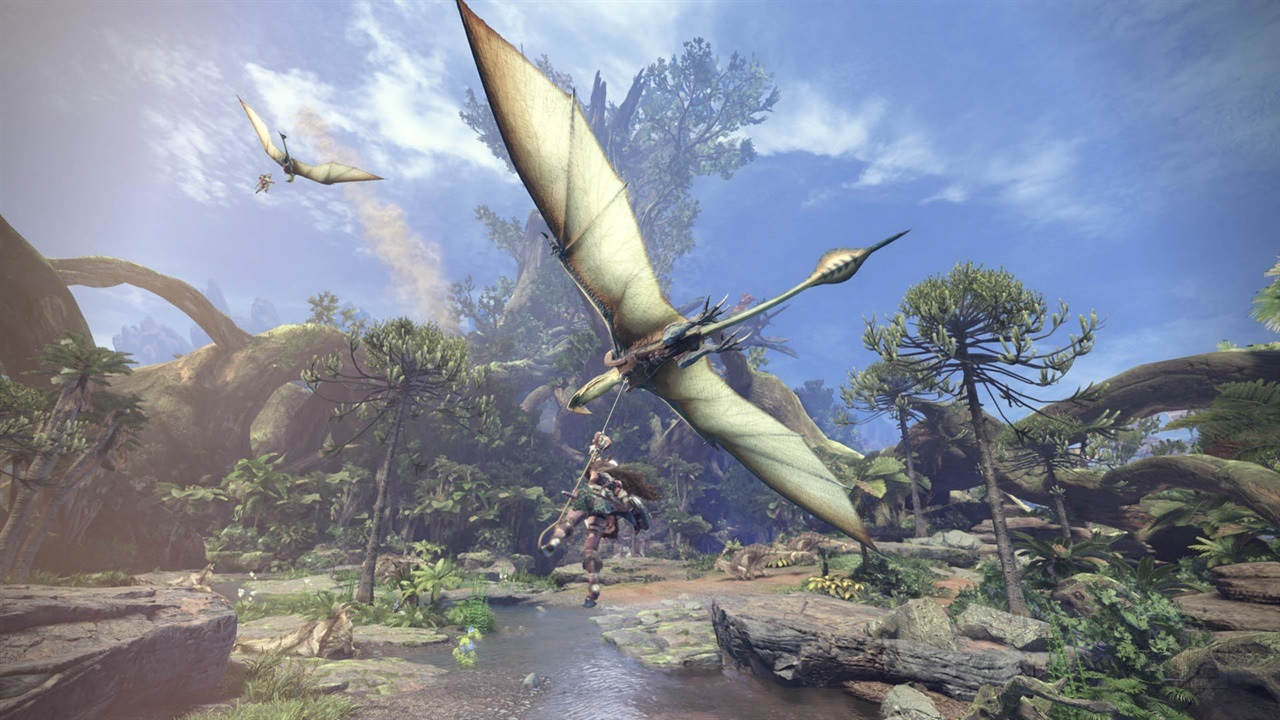 Monster Hunter: World comes to PC in early August