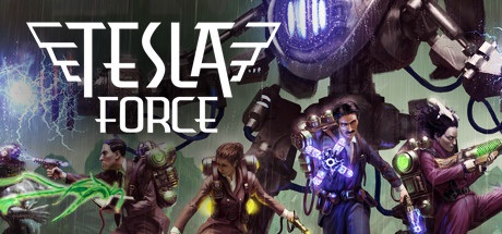 Fight cosmic horrors using the power of science in Tesla Force