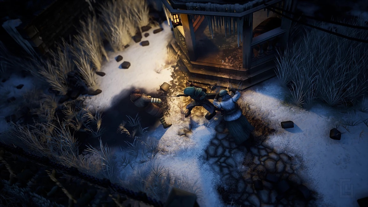 Victorian-esque stealth game Winter Ember announced