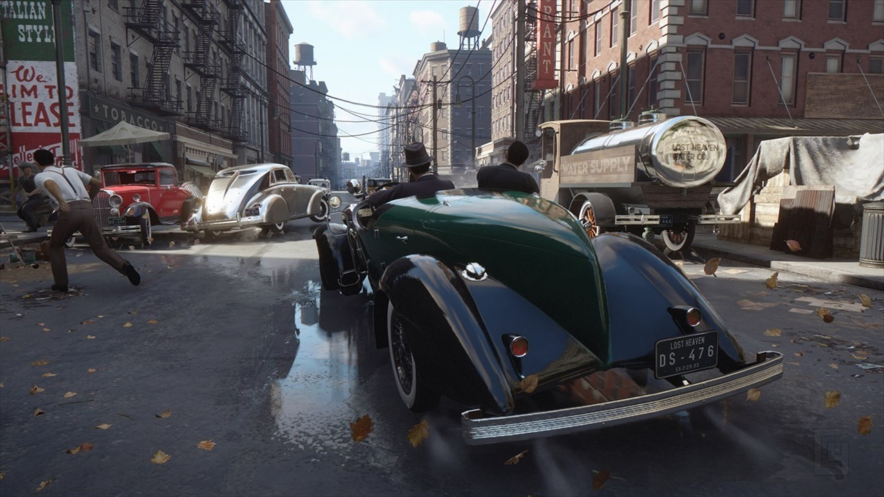 Mafia: Trilogy officially unveiled, second and third games available now