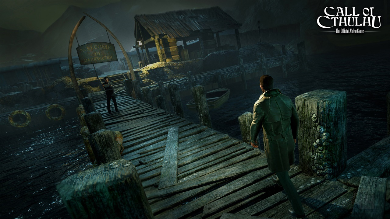 Call of Cthulhu gets a new gameplay trailer