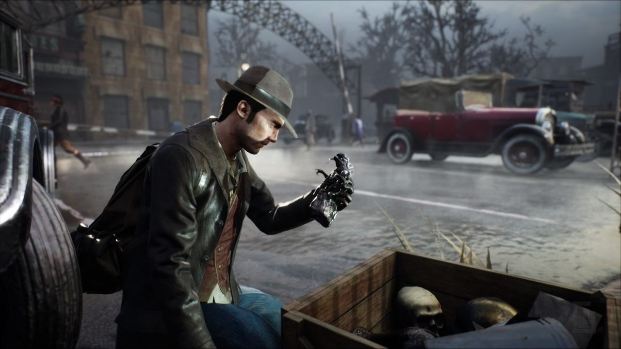 The Sinking City has been delayed to June 27
