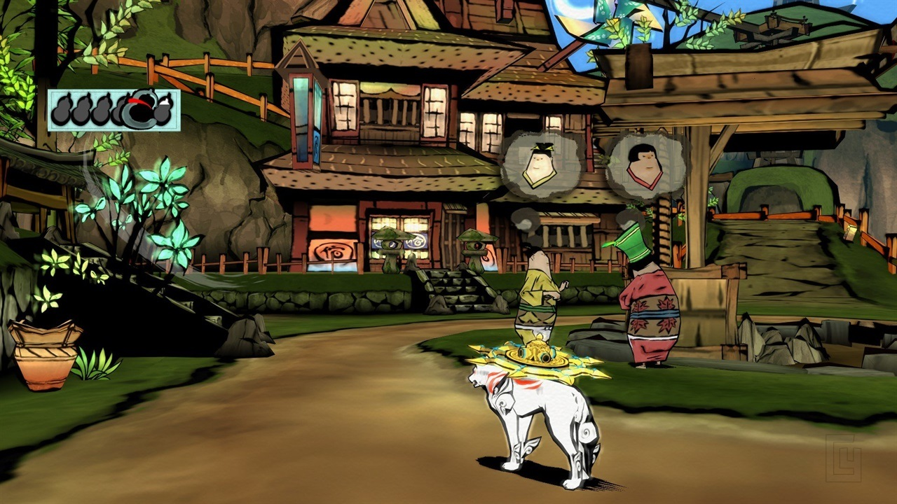 Okami HD – Old dog, old tricks, same charm – Review