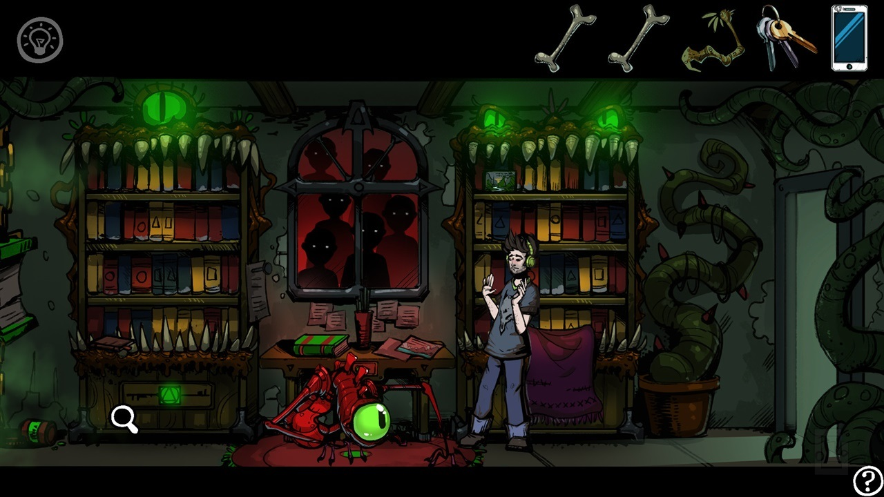 Horror point & click adventure Almost My Floor is getting a free prologue in October