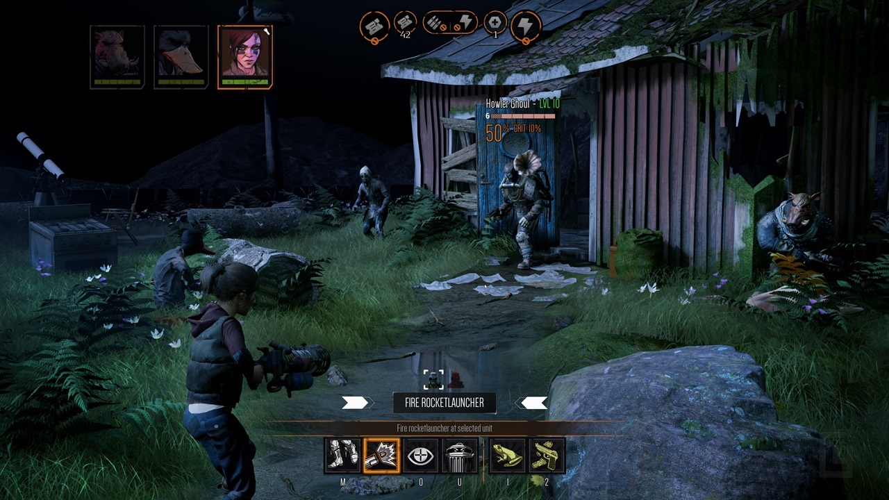 Mutant Year Zero gets pre-order demo on PC, new gameplay footage