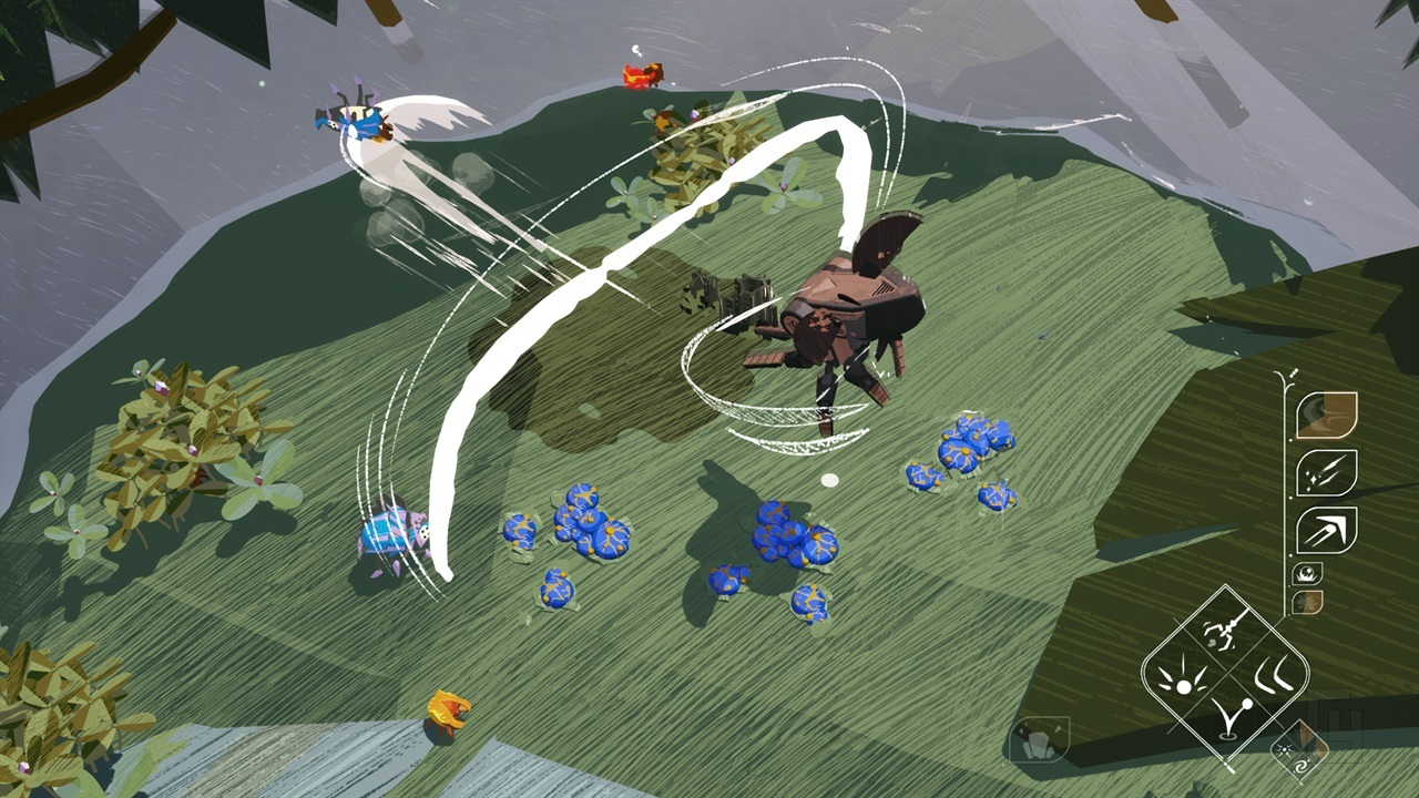 Control a cute mecha bug in action-adventure game Stonefly, coming June 1