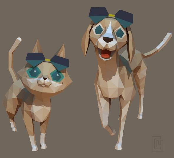 Swery65's The Good Life will have separate versions for cats and dogs