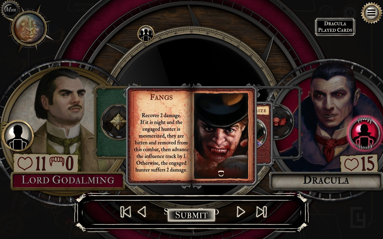 Fury of Dracula board game gets digital adaptation, launches October 29