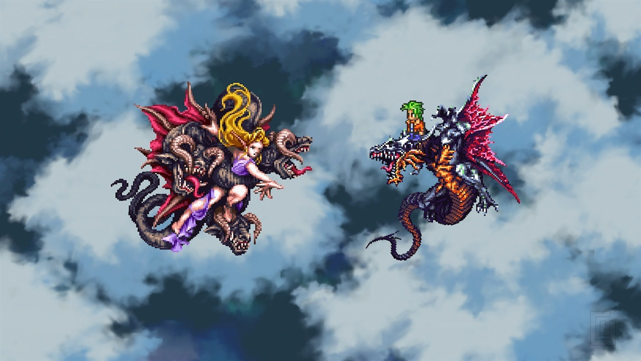 Romancing SaGa 3 remaster out now on PC, console and mobile