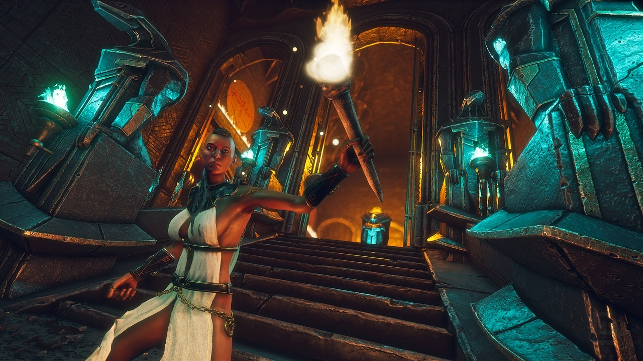 Isle of Siptah, a major Conan Exiles expansion, is coming to Early Access on September 15