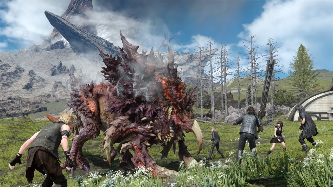 Final Fantasy XV announced for PC