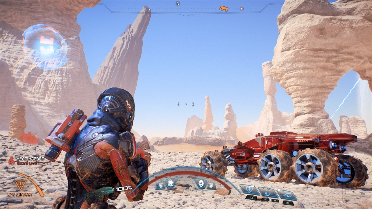 Mass Effect: Andromeda will be getting no more single player patches