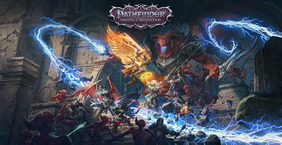 Pathfinder: Wrath of the Righteous' Kickstarter campaign is live