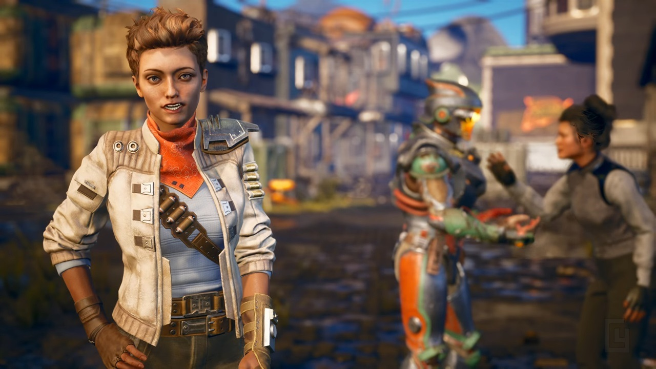 Obsidian announces first-person sci-fi RPG The Outer Worlds