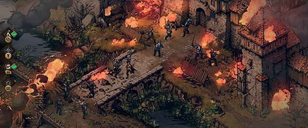 Thronebreaker: The Witcher Tales shows off some gameplay