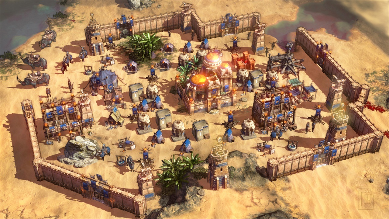Conan-themed strategy game Conan Unconquered announced