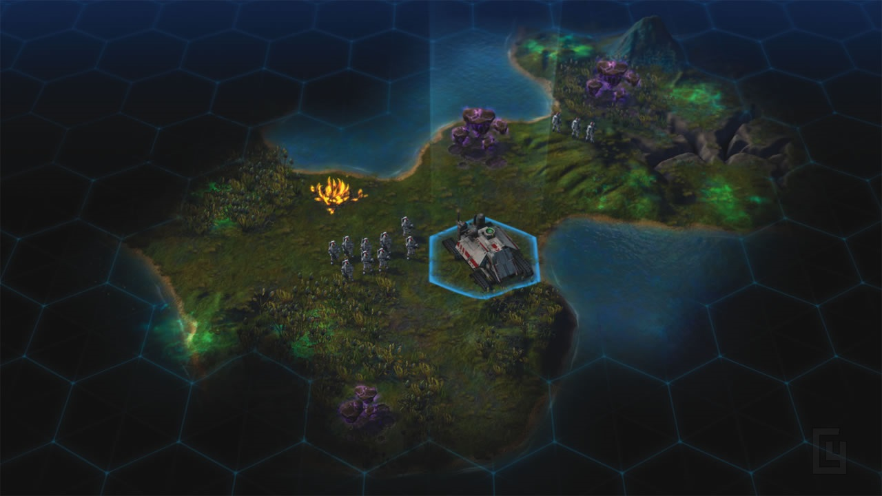 Sid Meier's Civilization is heading into space in Beyond Earth