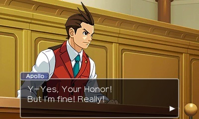 Apollo Justice remaster heads to 3DS this fall